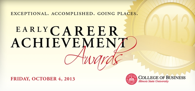 Early Career Achievement Awards