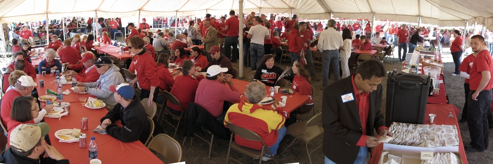 Alumni Homecoming Tailgate