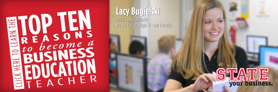 Business Teacher Education | College of Business - Illinois State