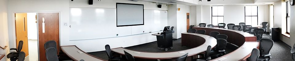 Executive Classroom College Of Business