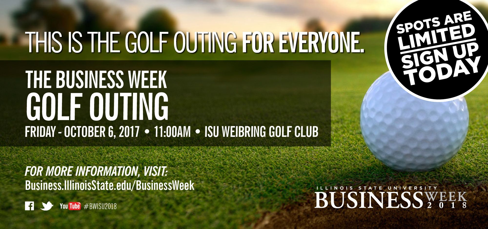 Business Week Golf Outing