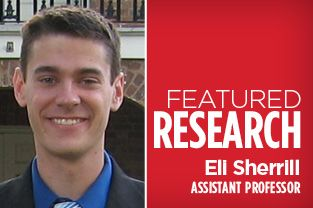 Dr. Eli Sherrill - Featured Researcher