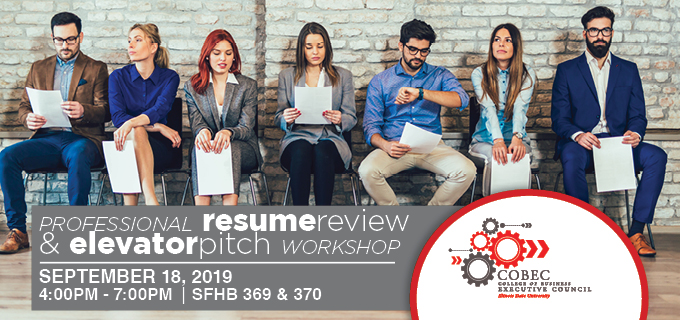 COBEC Resume Review & Elevator Pitch