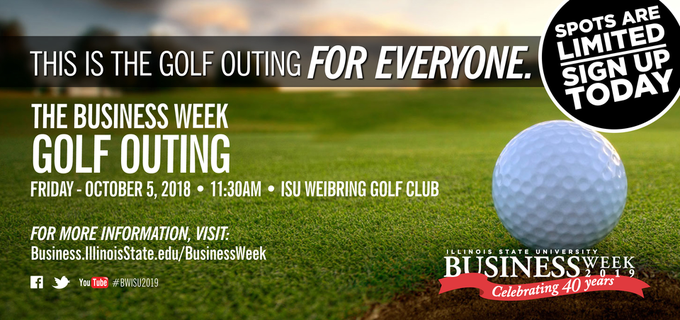Golf Outing | Business WEek