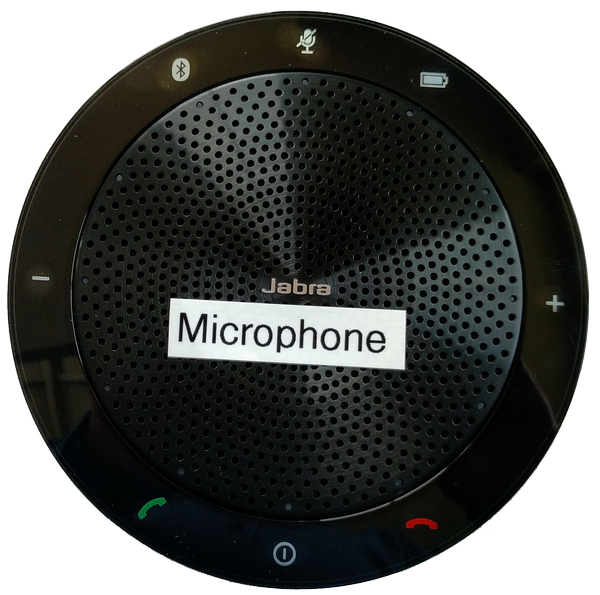 Jabra conferencing microphone